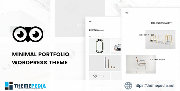 Owlfolio – Personal Portfolio WordPress Theme [Updated Version]