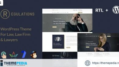 Regulations – Lawyers Attorneys and Law Firm WordPress Theme [nulled]