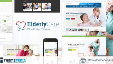 Elderly Care – Senior Care WordPress Theme [Free download]