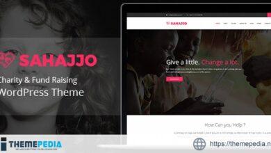 Sahajjo – Charity – Fundraising NonprofitWordPress Theme [Free download]
