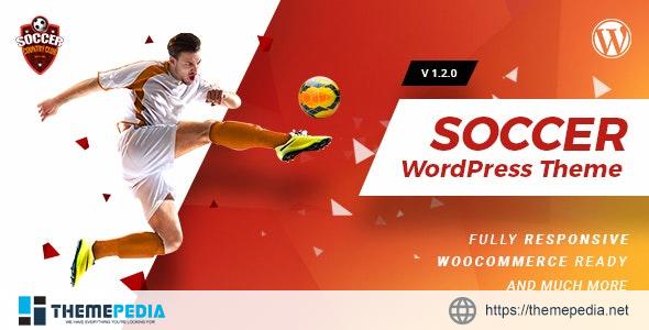 Soccerclub – Sports Club WordPress Theme [Latest Version]