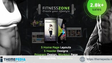 Fitness Zone [Free download]