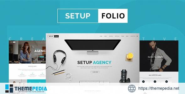 SFolio – Portfolio WordPress Theme [Free download]