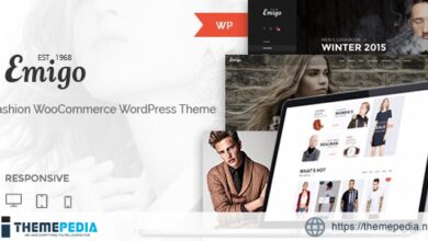 Emigo – Fashion WooCommerce WordPress Theme [Free download]