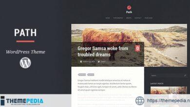 Path WordPress Theme [Latest Version]