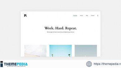 Philament – Creative Photography-Portfolio WordPress Theme For Elementor [Free download]