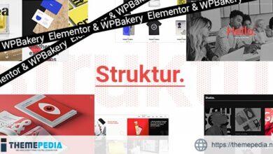 Struktur – Creative Agency Theme [Updated Version]