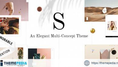 Sahel – An Elegant Multi-Concept Theme [Updated Version]
