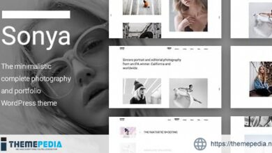 Sonya – Photography [Free download]