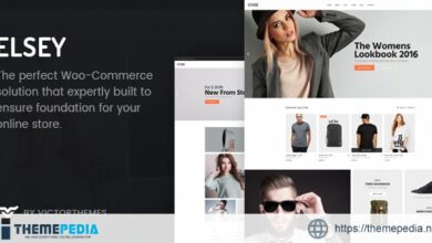 Elsey – Responsive eCommerce Theme [Updated Version]