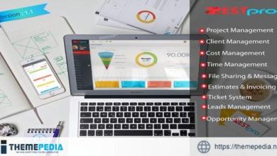 Zestpro – Project Management – [100% Nulled Script]