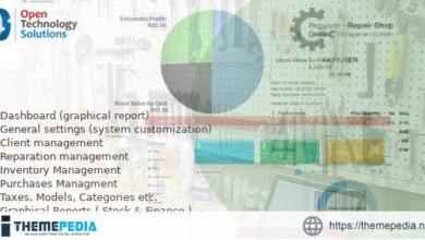 Repairer – Repair Shop Management System 3.6 – [Free Download]