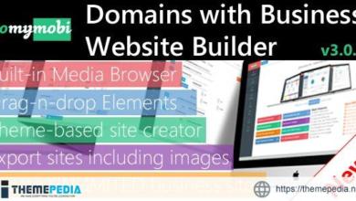 gomymobiBSB: Drag-n-Drop Business Webite Builder – [Codecanyon Scripts]
