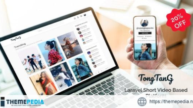 TongTang – Laravel Short Video Sharing Platform – [Free Codecanyon Script download]