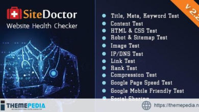 SiteDoctor – A XeroSEO Add-on : Website Health Checker – [Free Download]