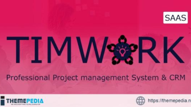 TimWork SaaS – Project Management System – [100% Nulled Script]