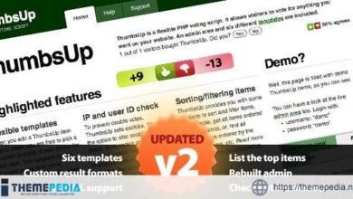 ThumbsUp – [100% Nulled Script]