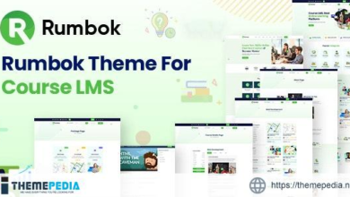 Rumbok Theme For Course LMS – [Free Download]