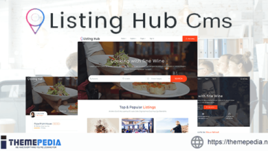 Listing Directory – Cms Directory Php Script – [100% Nulled Script]