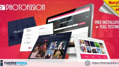 Photo Fusion – Free Stock Photos Script – [100% Nulled Script]