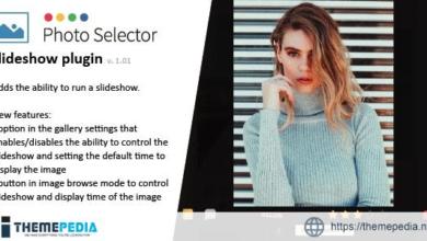 Slideshow plugin for Photo Selector – [Free Codecanyon Script download]