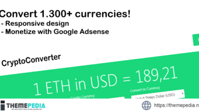 CryptoConverter – Convert 1.300+ crypto currencies – [Free Download]