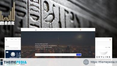 Emaar – Real Estate Agency Directory System – [100% Nulled Script]