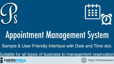 Appointment Management System – [Download Torrent]