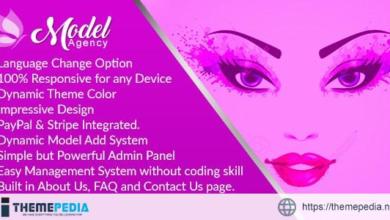 ModelAgency – Complete Model Agency and Directory System – [Download Torrent]