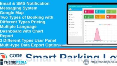 CK – Smart Parking Reservation System – [Free Codecanyon Script download]