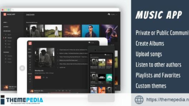 Music Cloud Community – Share your songs with the world – [Download Torrent]