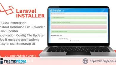 Installer for Laravel Application – [Download Torrent]