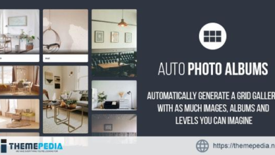 Auto Photo Albums – jQuery Multi Level Image Grid Gallery – [Free Codecanyon Script download]