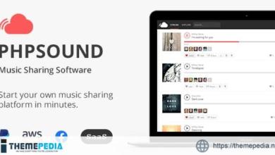 phpSound – Music Sharing Platform – [100% Nulled Script]