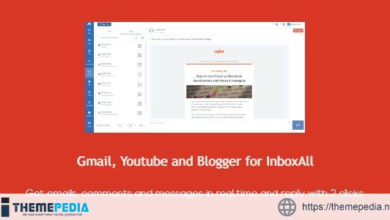 Blogger, Gmail and Youtube for InboxAll – [Free Codecanyon Script download]