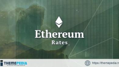 Ethereum Rates – 79 Currencies Realtime – [Codecanyon Scripts]