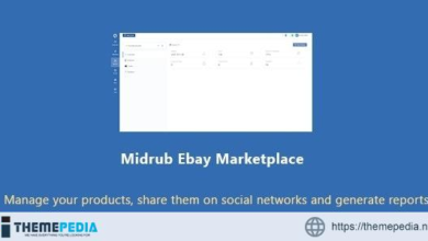 Midrub Ebay Marketplace – Script for Dropshipping and Ebay Management – [100% Nulled Script]