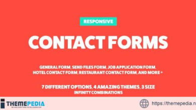 ContactMe – Responsive AJAX Contact Form – HTML5 PHP – [100% Nulled Script]