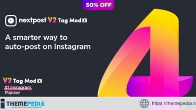 Posting TAG Mod for Nextpost Instagram – [100% Nulled Script]