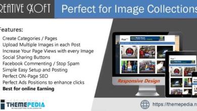 CreativeXoft – Image Gallery Script – [Free Codecanyon Script download]