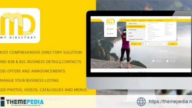 Online Business Listings Directory Software Solution – My Directory – [Free Codecanyon Script download]