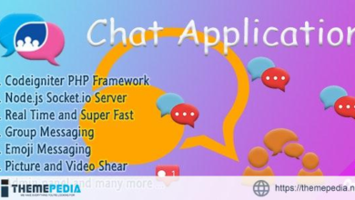 Chat Manager – Codeigniter ( Socket.io) Node.js – [100% Nulled Script]