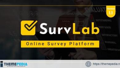 SurvLab – Online Survey Platform – [Free Download]