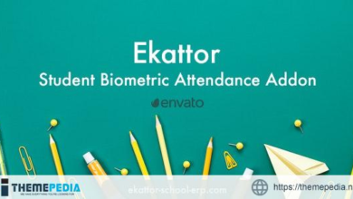 Ekattor Student Biometric Attendance Addon – [100% Nulled Script]