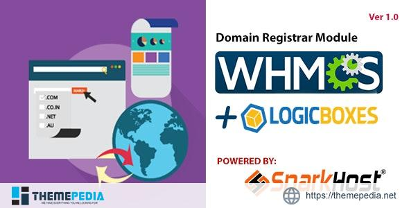LogicBoxes Registrar Module for WHMCS (Open Source) – [Free Download]