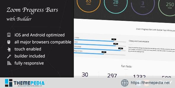 Zoom Progress Bars with Builder – [Free Download]