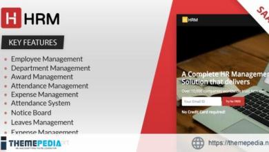 HRM SAAS – Human Resource Management – [Download Torrent]