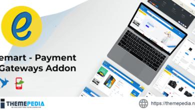 emart – Payment Gateways Addon – [Free Download]