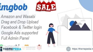 Imgbob – Upload And Share Images Platform – [Download Torrent]