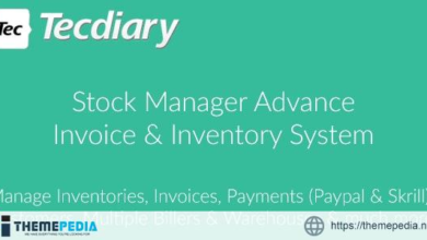 Stock Manager Advance (Invoice & Inventory System) – [Codecanyon Scripts]